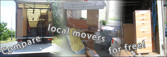 Moving company Abingdon