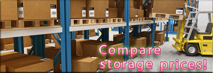 Get storage costs