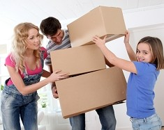 Involve your kids in packing tasks